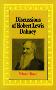 Discussions of R L Dabney | 9780851513508