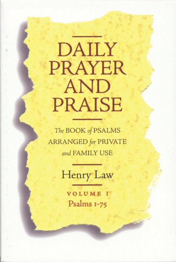 Daily Prayer and Praise | 9780851517872