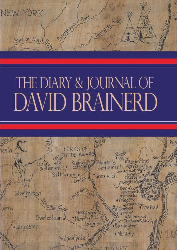 Diary and Journal of David Brainerd | 9780851519548