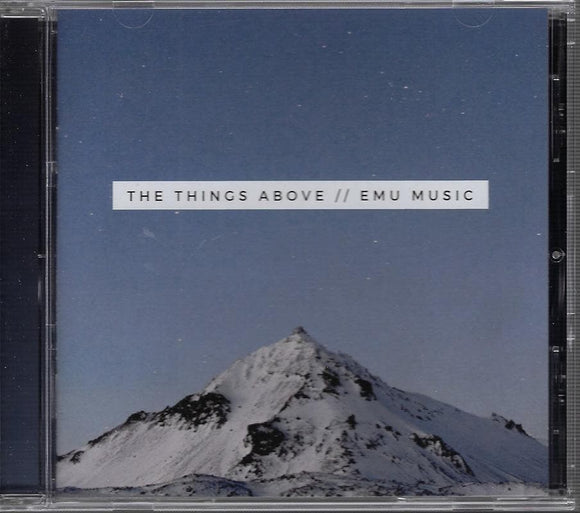 9331213000671-Things Above, The-Emu Music