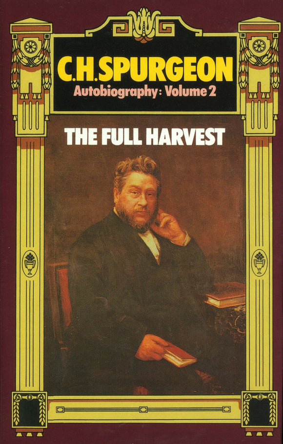 C.H. Spurgeon Autobiography | 9780851511825