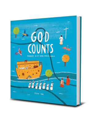 God Counts: Numbers in His Word and His World | 9781945270796
