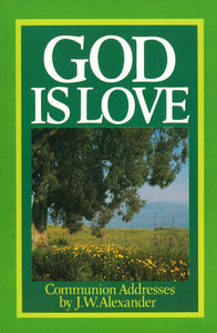 God is Love | 9780851514598
