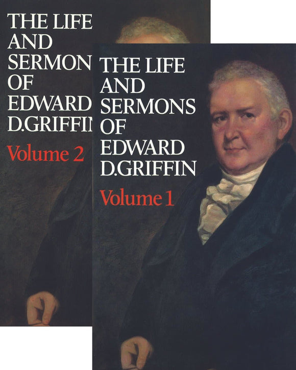 Life & Sermons Of Edward D. Griffin | Sprague William | 9780851515137