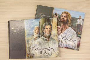 Heroes Pack (Reformation Heroes and Puritan Heroes)