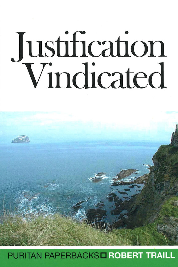 Justification Vindicated | 9780851518183