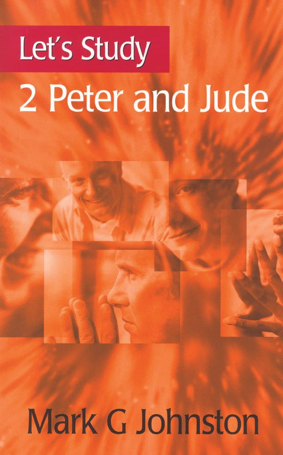 Let's Study 2 Peter and Jude | Johnston Mark | 9780851519173