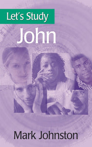 Let's Study John | Johnston Mark G | 9780851518336