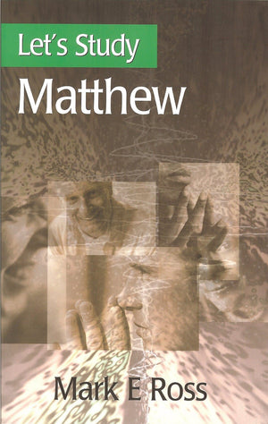 Let's Study Matthew | Ross Mark | 9781848710078