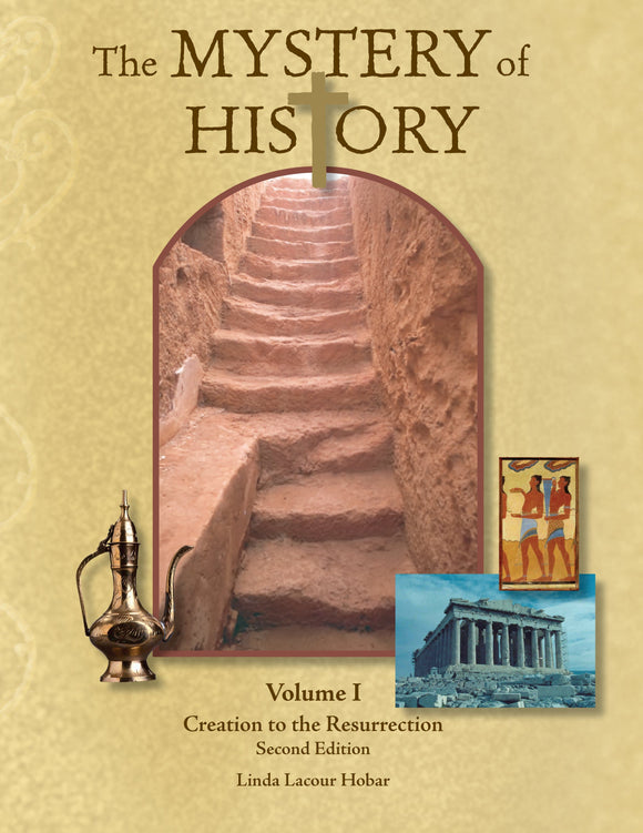 Mystery of History Volume I (2nd Edition)