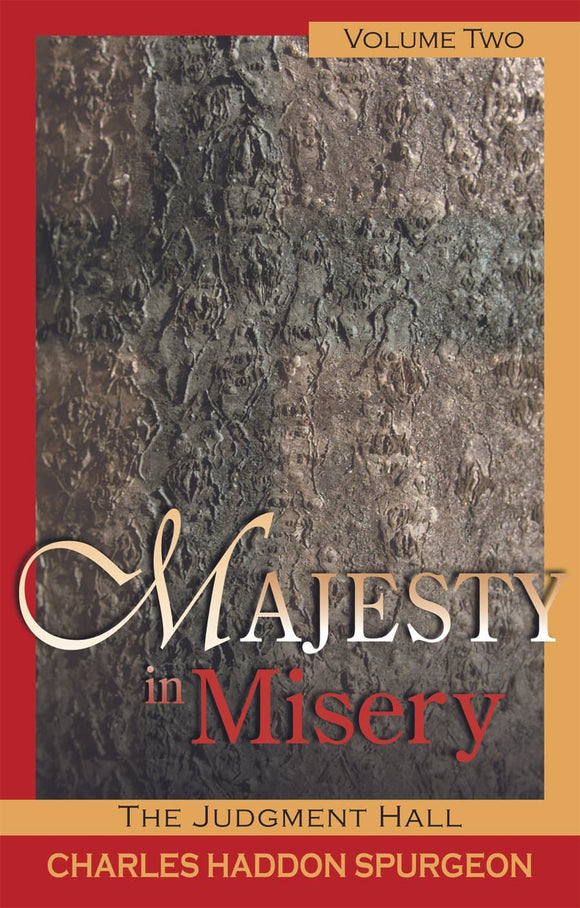 Majesty in Misery | Spurgeon Charles Haddon | 9780851519159