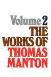 The Works of Thomas Manton | Manton Thomas | 9780851516493