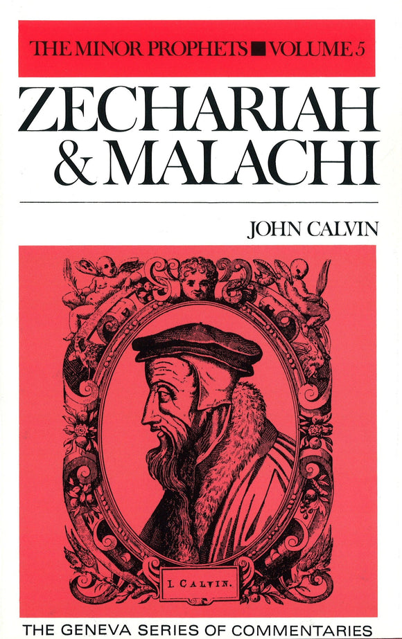 The Minor Prophets | Calvin John | 9780851514765