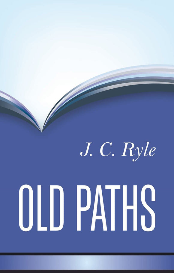 Old Paths | Ryle JC | 9781848712270