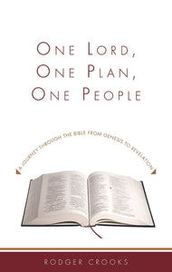 One Lord, One Plan, One People | Crooks Rodger | 9781848711372