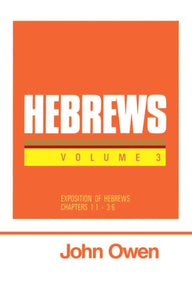 Hebrews | 9780851516141