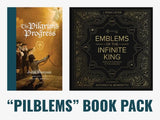 Book Pack: The Pilgrim's Progress & Emblems of the Infinite God by Bunyan, John; Lister, J Ryan; Benedetto, Anthony M. (PILBLEMS) Reformers Bookshop