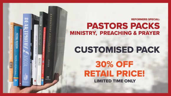 Pastors Pack - Customisable Content