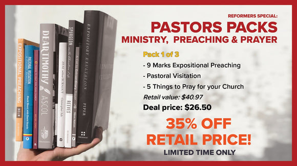 Pastors Pack 1: Pastoral Ministry & Prayer