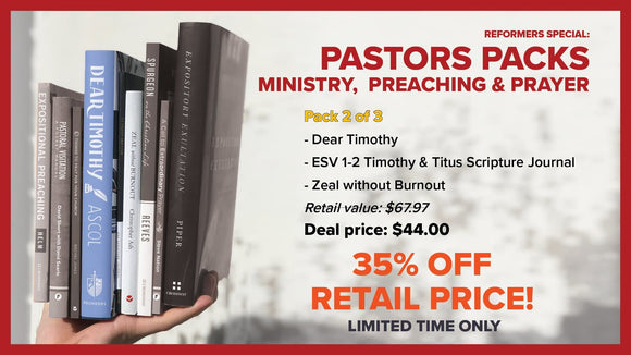 Pastors Pack 2: Ministry