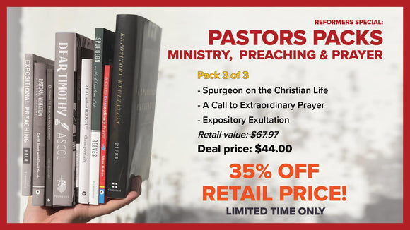 Pastors Pack 3: Preaching & Prayer