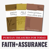 Puritan Treasures: Faith and Assurance by Various Puritans (PTFTFA) Reformers Bookshop