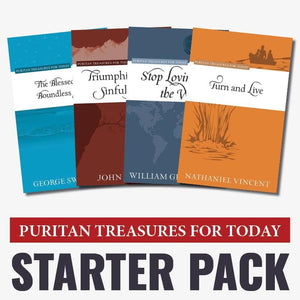 Puritan Treasures: Starter Pack by Various Puritans (PTFTS) Reformers Bookshop