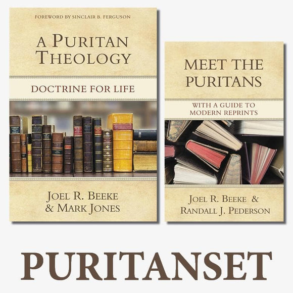 Meet the Puritan Theology Set