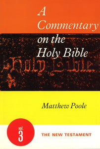 A Commentary on the Holy Bible | 9780851511351
