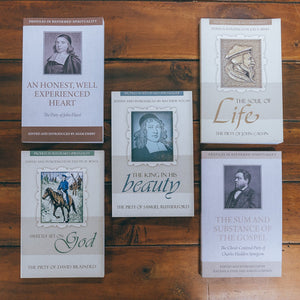 Profiles in Reformed Spirituality Pack 3 (5 Volumes) by Various (ProfilesPack3) Reformers Bookshop