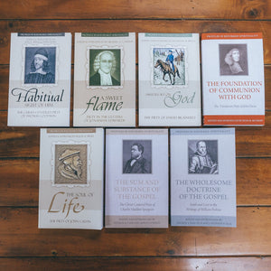 Profiles in Reformed Spirituality Pack 4 (7 Volumes) by Various (ProfilesPack4) Reformers Bookshop