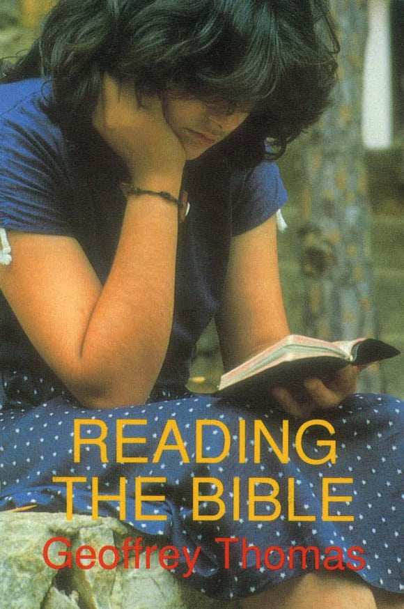 Reading The Bible | Thomas Geoffrey | 9780851513188