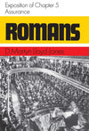 Romans 5 | Lloyd-Jones D Martyn | 9780851510507