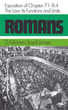 Romans 7:1-8:4 | Lloyd-Jones D Martyn | 9780851511801