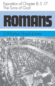 Romans 8:5-17 | Lloyd-Jones D Martyn | 9780851512075