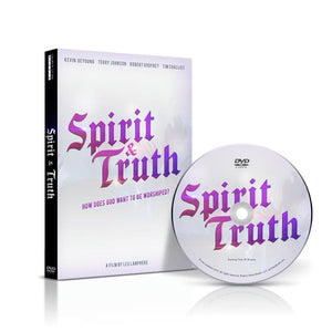 Spirit and Truth Movie by Lanphere, Les (STLL-movie-DVD) Reformers Bookshop