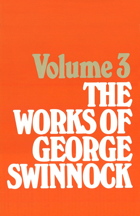 The Works Of George Swinnock | Swinnock George | 9780851516394