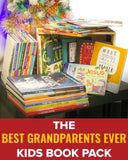 "The ""Best Grandparents Ever"" Kids Book Pack"