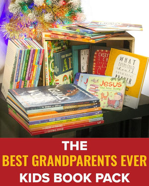 "The ""Best Grandparents Ever"" Kids Book Pack by (THATSABIGPACK) Reformers Bookshop"