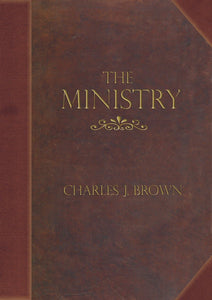 The Ministry | Brown Charles | 9780851519319