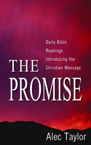 The Promise | Taylor Alec | 9780851519258