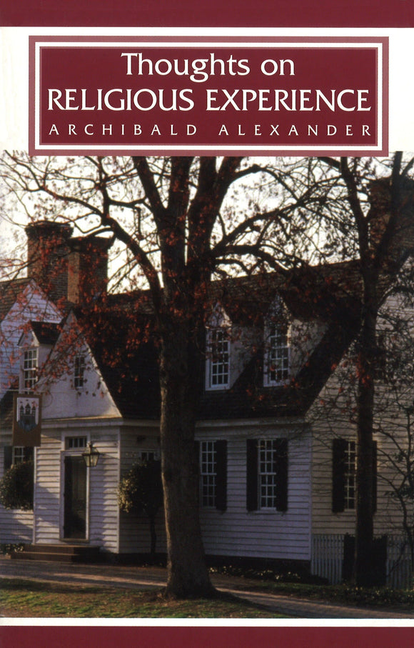 Thoughts On Religious Experience | Alexander Archibald | 9780851517575