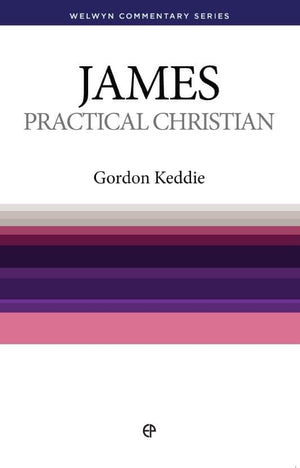 WCS James: The Practical Christian by Keddie, Gordon J. (9780852342619) Reformers Bookshop