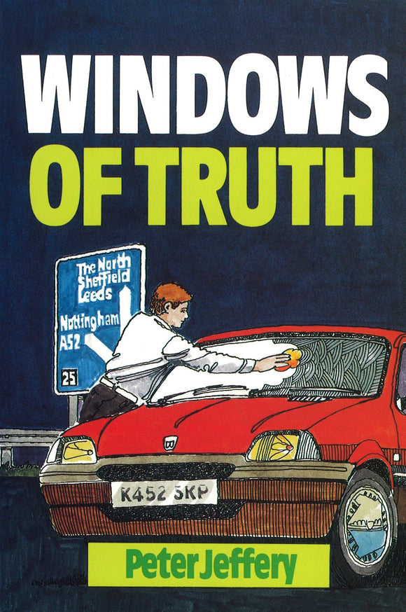 Windows Of Truth | Jeffrey Peter | 9780851516363