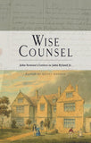 Wise Counsel | Newton John | 9781848710535
