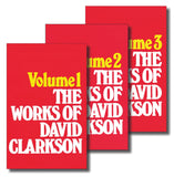 The Works Of David Clarkson | Clarkson David | 9780851515298
