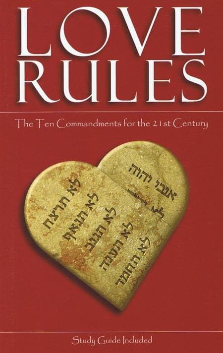 9780851519579-Love Rules: The Ten Commandments for the 21st Century-