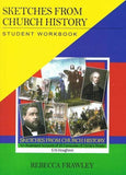 9780851519524-Sketches From Church History: Student Workbook-Frawley, Rebecca