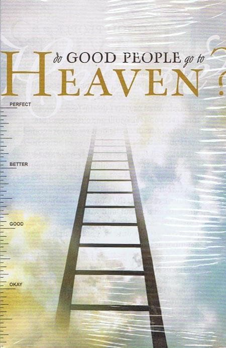 9781682160466-Do Good People Go to Heaven (25 Pack)-Author unknown