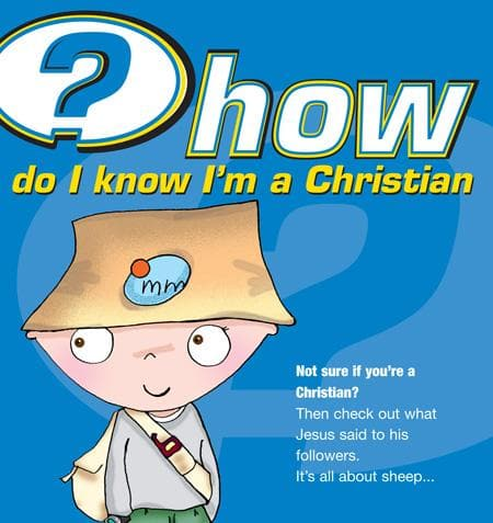 howdoiknowim-How Do I Know I'm a Christian-Mitchell, Alison